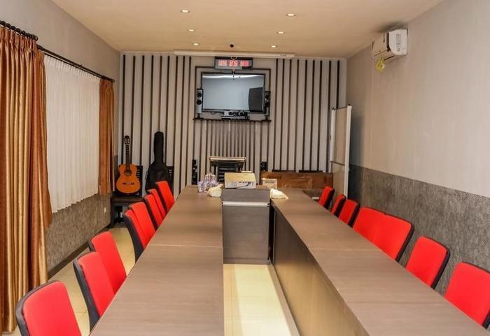 NIDA Rooms Pajarajan Bandung Station Cicendo - Ruang Rapat