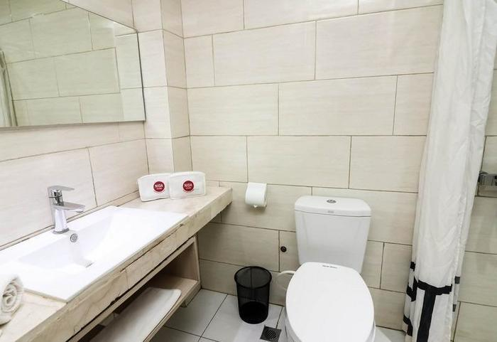 NIDA Rooms Sanur Gunung Salak - Kamar mandi