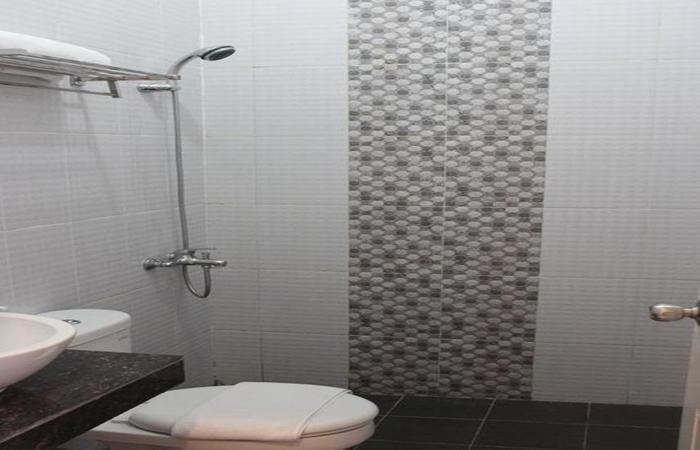 Pesona Bay Sea View Hotel Bangka - Kamar mandi