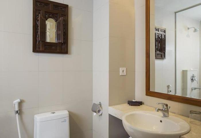 Hotel Indies Heritage Prawirotaman - Kamar mandi