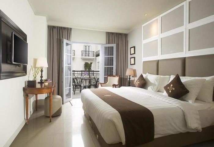 Hotel Indies Heritage Prawirotaman - Kamar tamu