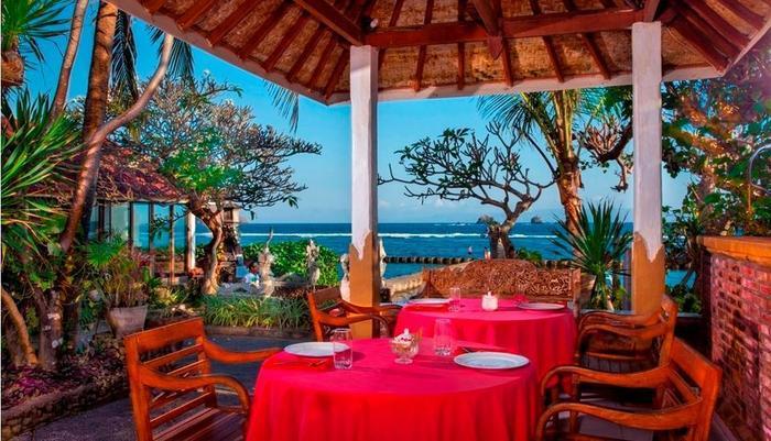 Resort Prima Candidasa Bali - Restoran