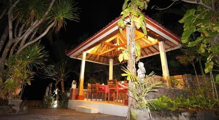 Resort Prima Candidasa Bali - Gazebo Bar