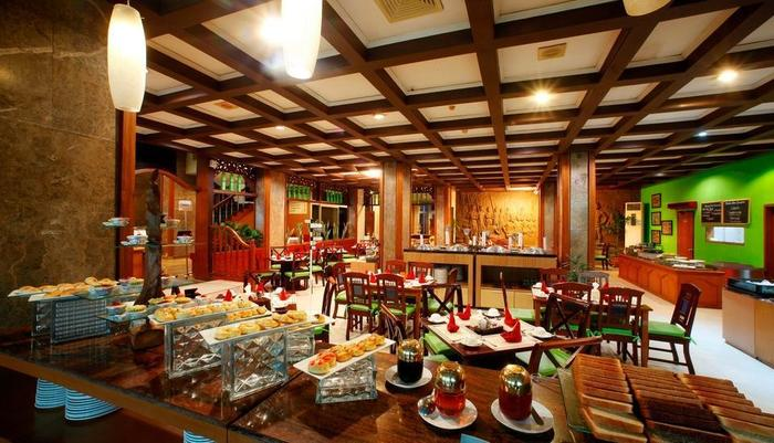 Grand Inna Tunjungan - Restoran