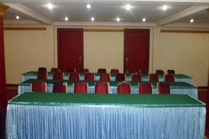JB Hotel Samarinda - Ruang Rapat