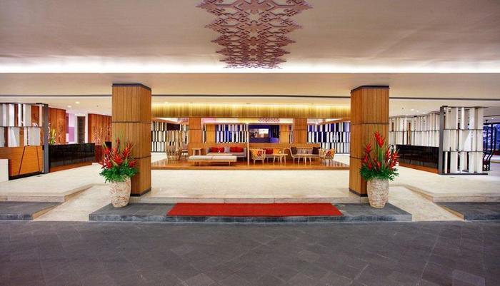 Grand Inna Bali - Lobby