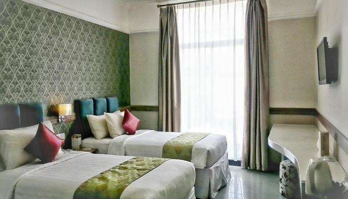 Amarelo Hotel Solo - Deluxe Twin