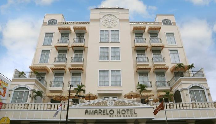Amarelo Hotel Solo - Exterior