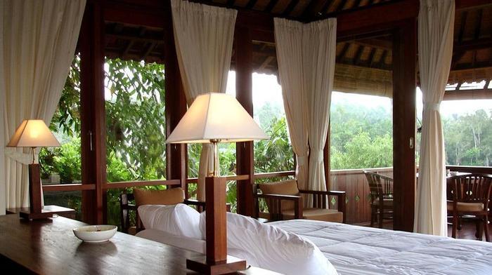 Bagus Arga Pelaga Bali - Villa Farm interior mewah