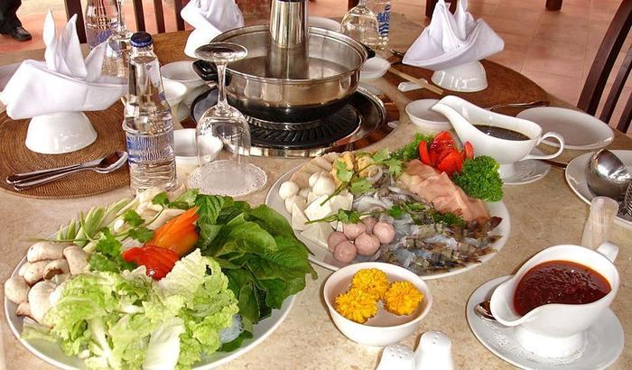 Bagus Arga Pelaga Bali - Food and beverage