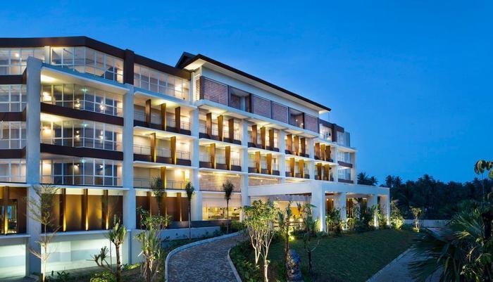 Santika Premiere Beach Resort Belitung Belitung - Main Picture