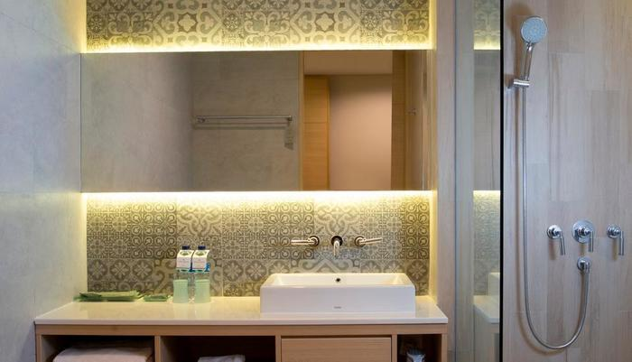 Santika Premiere Beach Resort Belitung Belitung - Bathroom