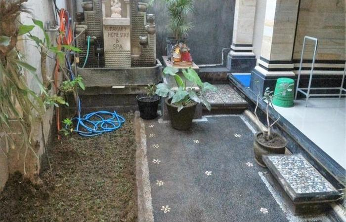 Rumah Ary Homestay and Spa Bali - Eksterior