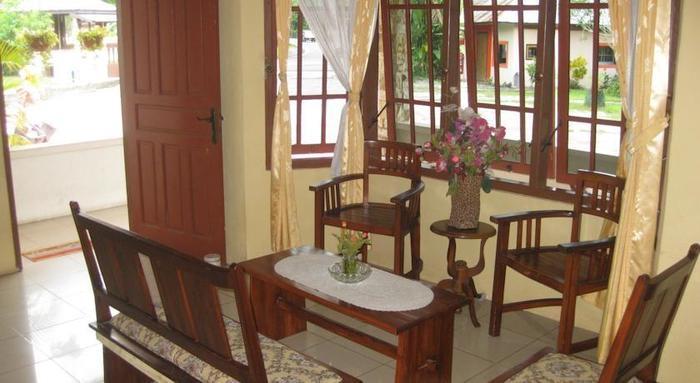 Harlika Jaya Hotel Belitung - Ruang tamu