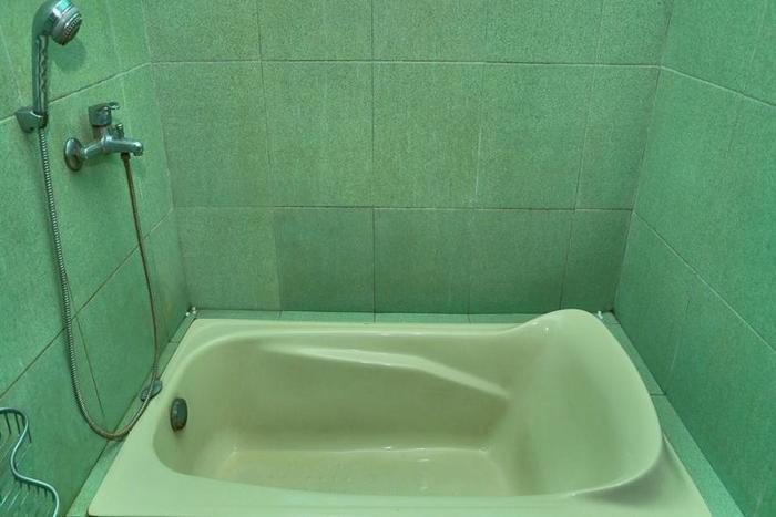 Harlika Jaya Hotel Belitung - Kamar mandi