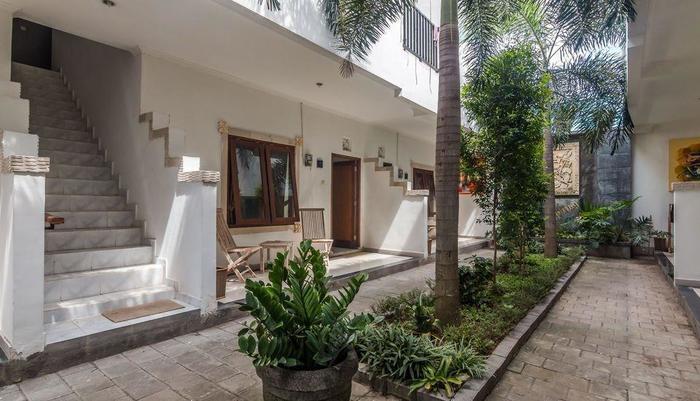 ZenRooms Soputan Raya Bali - Taman