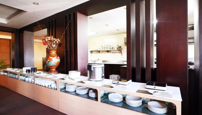 Istana Permata Ngagel Surabaya - Restaurant