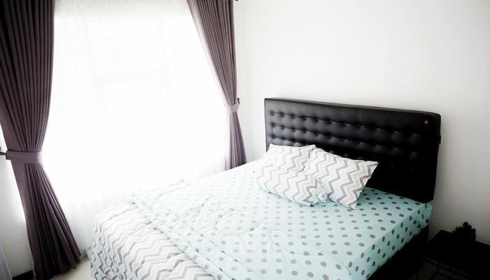 Mutiara Home Villa Garut - Bed Room 1 (King Size)