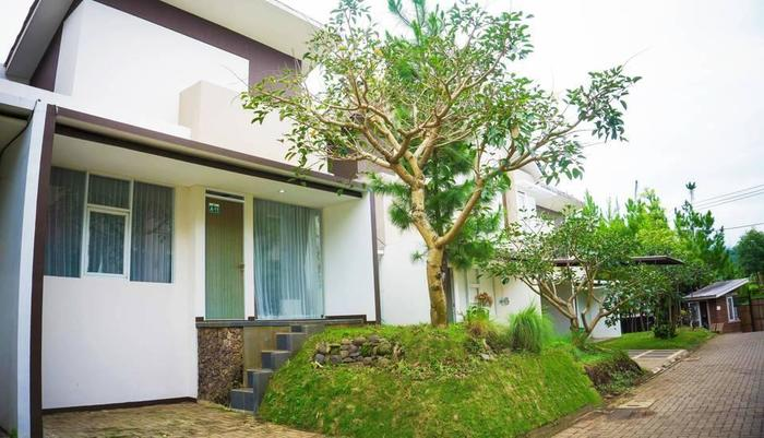 Mutiara Home Villa Garut - Mutiara Home Villa dari luar