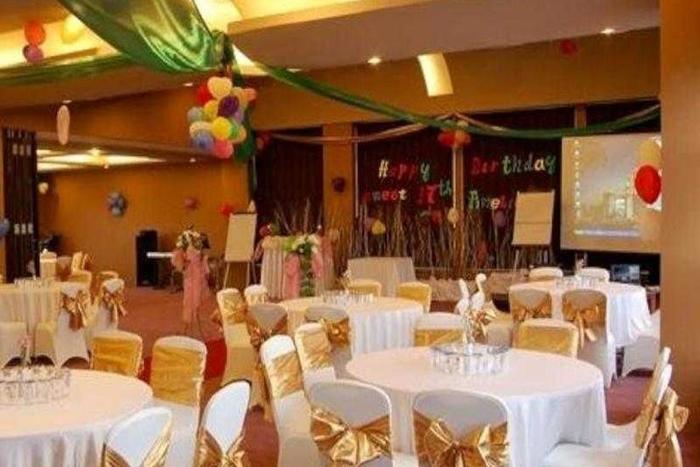 Hotel Grand Anugerah Bandar Lampung - Ruang Meeting