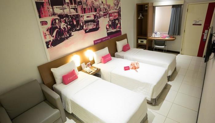 favehotel Bandung - Kamar Famili