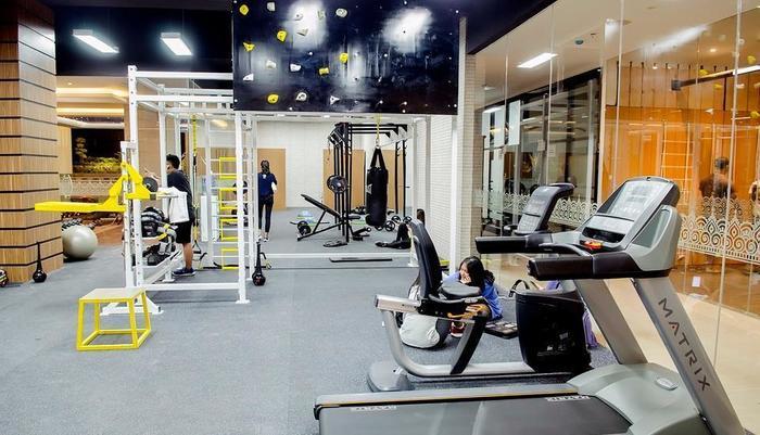 Tara Hotel Yogyakarta - Fitness Center