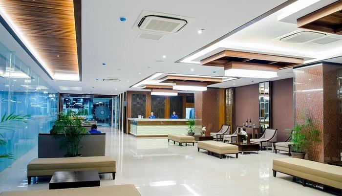 Tara Hotel Yogyakarta - Lobby