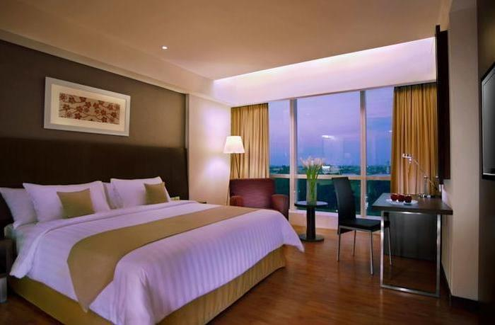 The Alana Surabaya Surabaya - Rooms