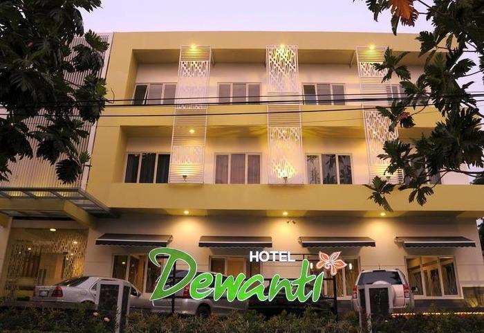 Dewanti Hotel Cirebon - Eksterior