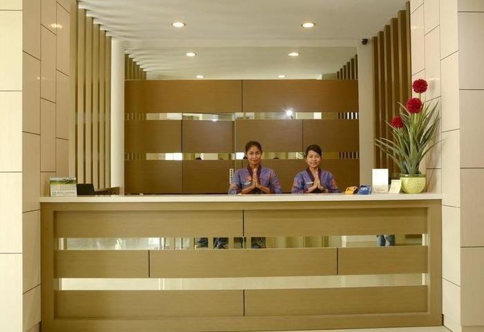 Dewanti Hotel Cirebon - Interior