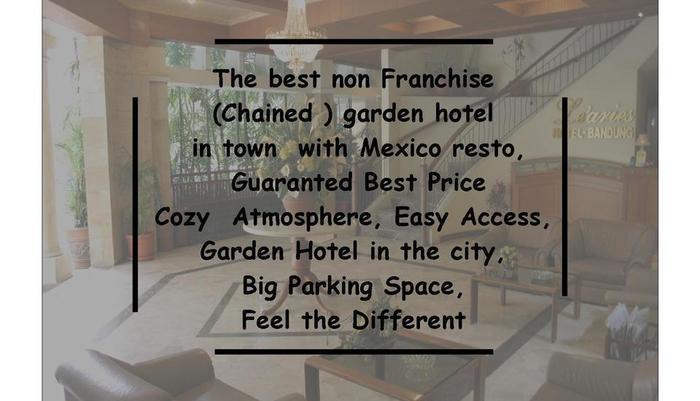 Le Aries Garden Boutique Hotel Bandung - Fasilitas hotel