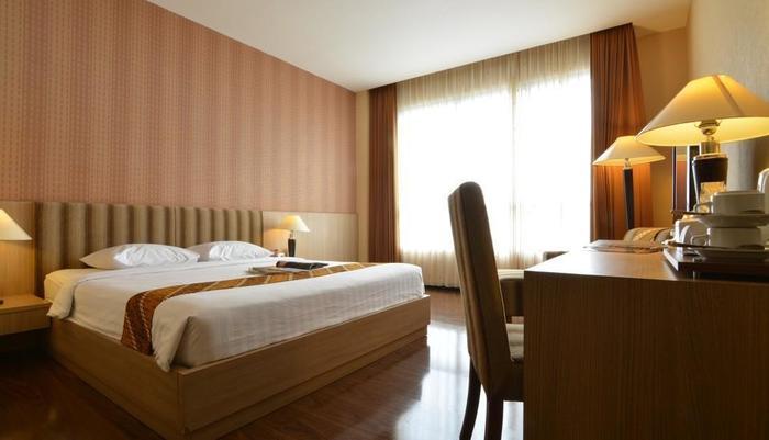 Hotel Istana Tulungagung - Kamar Deluxe