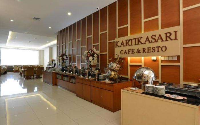 Hotel Istana Tulungagung - Caffe Resto