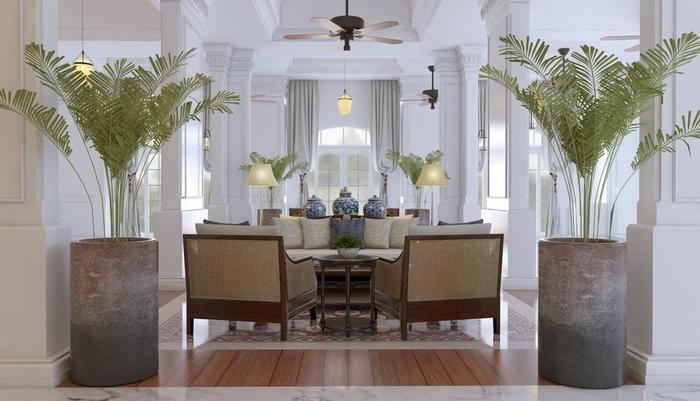 Plataran Heritage Borobudur Hotel Magelang - Interior