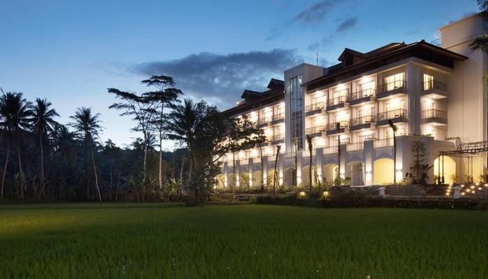 Plataran Heritage Borobudur Hotel Magelang - Gerbang Masuk