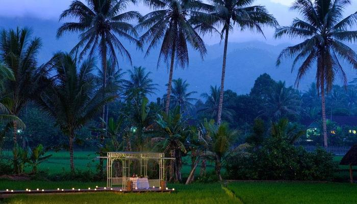 Plataran Heritage Borobudur Hotel Magelang - Pemadanngan Hotel