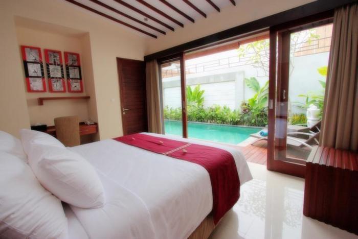 Grania Bali Villas Bali - Kamar Tamu