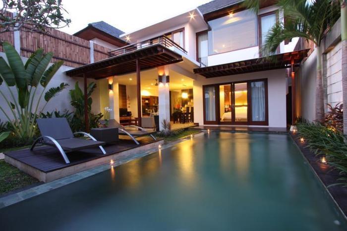 Grania Bali Villas Bali - Kolam Renang