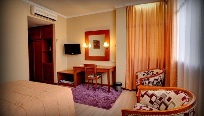 Hotel Mutiara Ambon - Kamar tamu