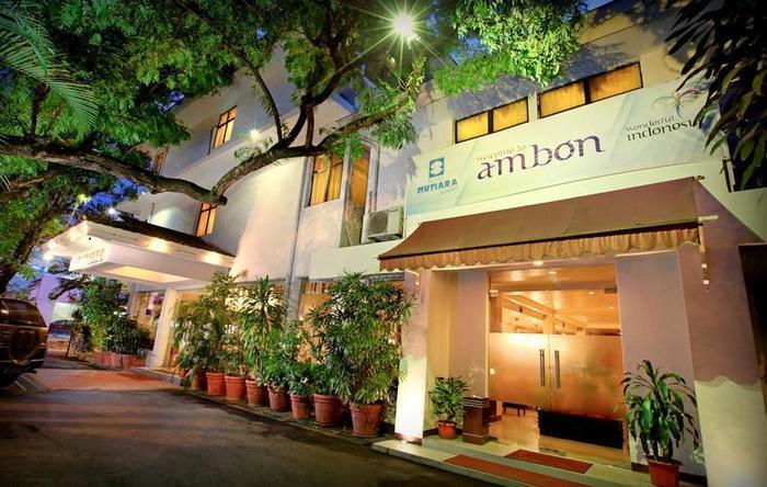 Hotel Mutiara Ambon - Eksterior