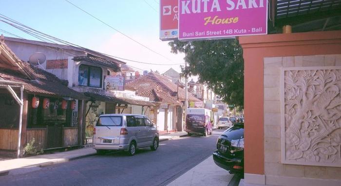 Kuta Sari House Bali - Kuta Sari House (27/11/2013)