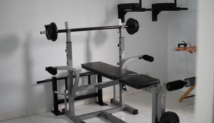 Just Inn Semarang - fitness