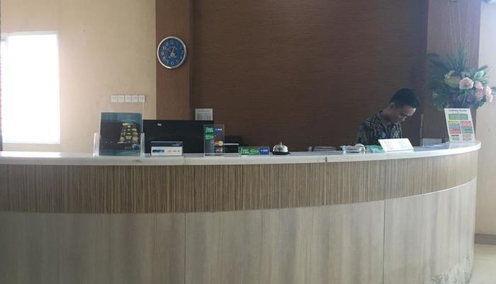Hotel Sulawesi Gorontalo - Surabaya Surabaya - Reception