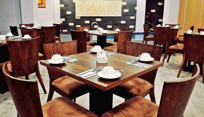 Safin Inn Hotel Jakarta - Restoran