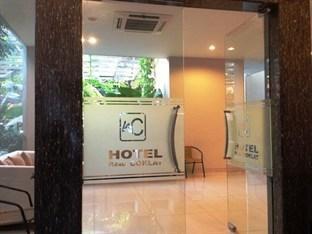 Hotel New Coklat Surabaya - Pintu Masuk