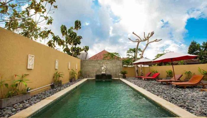 WG Hotel Ungasan Bali - Kolam Renang