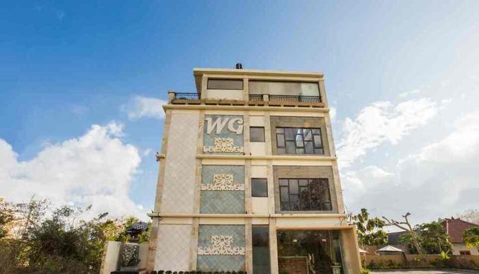 WG Hotel Ungasan Bali - Tampilan Luar Hotel