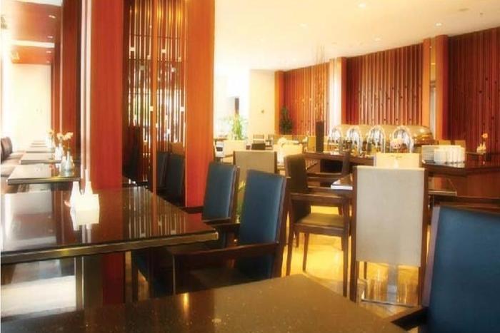 Hotel Mitra Bandung - Restoran