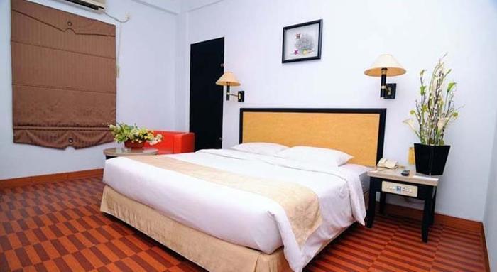 Comfort Hotel Dumai Dumai - Kamar Superior Double