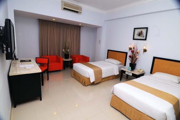 Comfort Hotel Dumai Dumai - New Deluxe